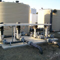 Arrow Energy  water treatment plant -permeate pumps