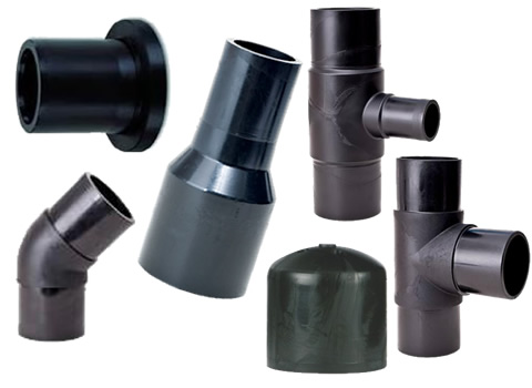 Long Spigoted Fittings