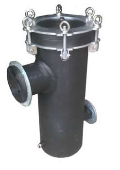 Poly Commercial Pool Pump Pre Strainer